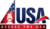 Access the USA Logo