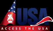 Access the USA Logo